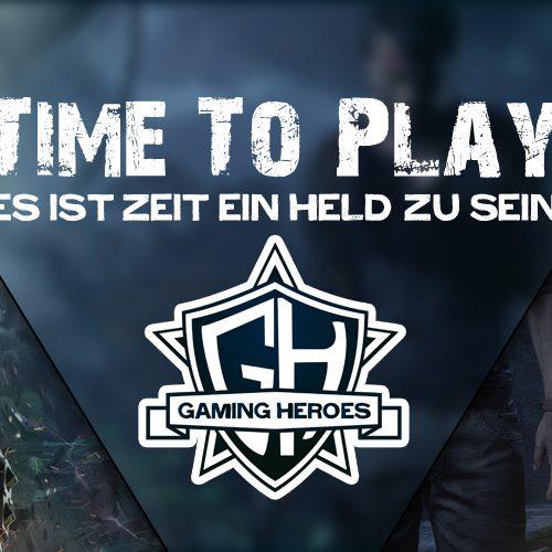 Ein Jahr mit den Gaming Heroes – Ein Rückblick