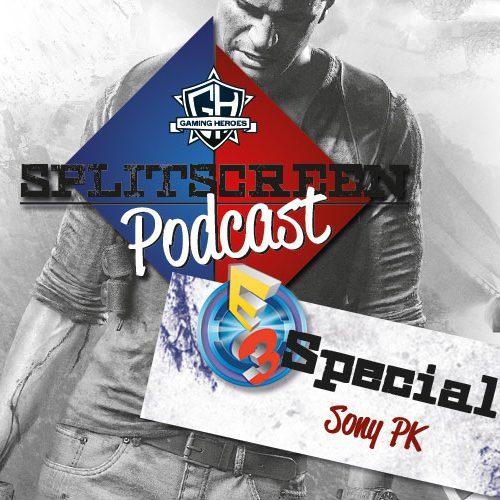 Splitscreen Podcast: Sony E3 Pressekonferenz 2016