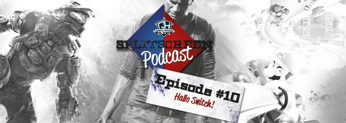 Splitscreen Podcast #10 - Maerz